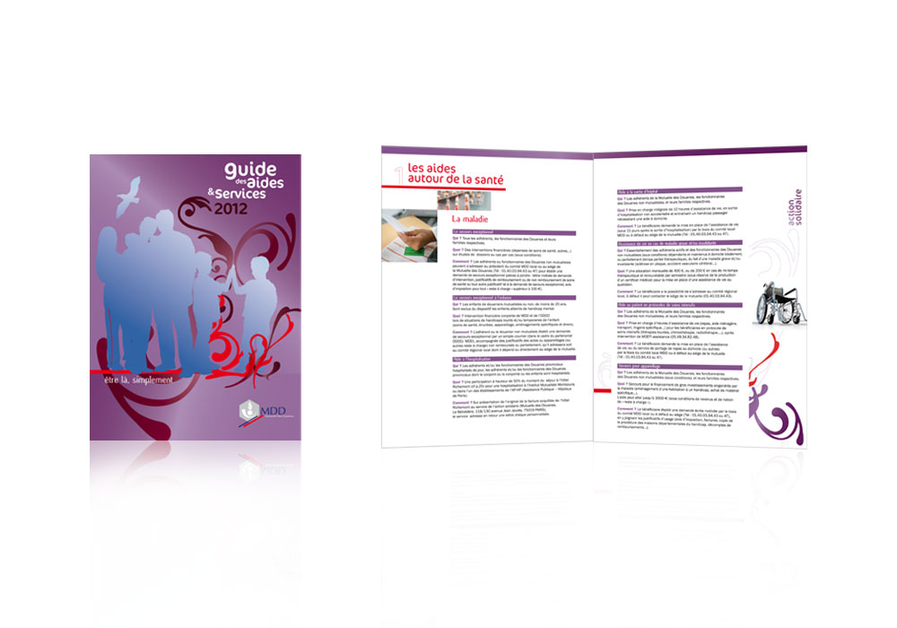 guide de la mutuelle des douanes archiduchesse conseil en communication globale. Black Bedroom Furniture Sets. Home Design Ideas